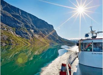 10 ting å gjøre ved Lemonsjøen